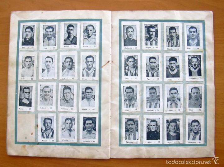 Coleccionismo deportivo: Album Cromos Fenómeno - Fútbol, Toros, Cine - año 1944 - Ver fotos y explicaciones interiores - Foto 12 - 56954712