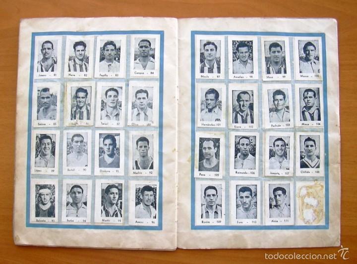 Coleccionismo deportivo: Album Cromos Fenómeno - Fútbol, Toros, Cine - año 1944 - Ver fotos y explicaciones interiores - Foto 13 - 56954712