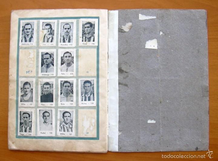 Coleccionismo deportivo: Album Cromos Fenómeno - Fútbol, Toros, Cine - año 1944 - Ver fotos y explicaciones interiores - Foto 14 - 56954712