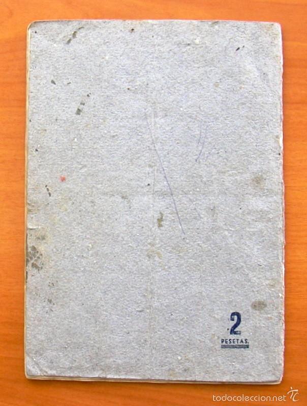Coleccionismo deportivo: Album Cromos Fenómeno - Fútbol, Toros, Cine - año 1944 - Ver fotos y explicaciones interiores - Foto 15 - 56954712