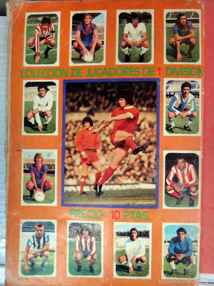 Coleccionismo deportivo: ALBUM FUTBOL , LIGA 1976 1977 , 76 77 , EDICIONES ESTE, INCOMPLETO , VER FOTOS , ORIGINAL , K - Foto 13 - 57158361