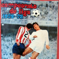 Coleccionismo deportivo: ALBUM FUTBOL , LIGA 1972 1973 , 72 73 , FHER DISGRA , VER FOTOS , ORIGINAL , K. Lote 57159295
