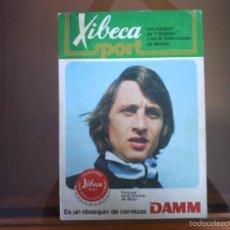 Coleccionismo deportivo: ALBUM XIBECA LIGA 73-74 Y MUNICH 74. Lote 130824203