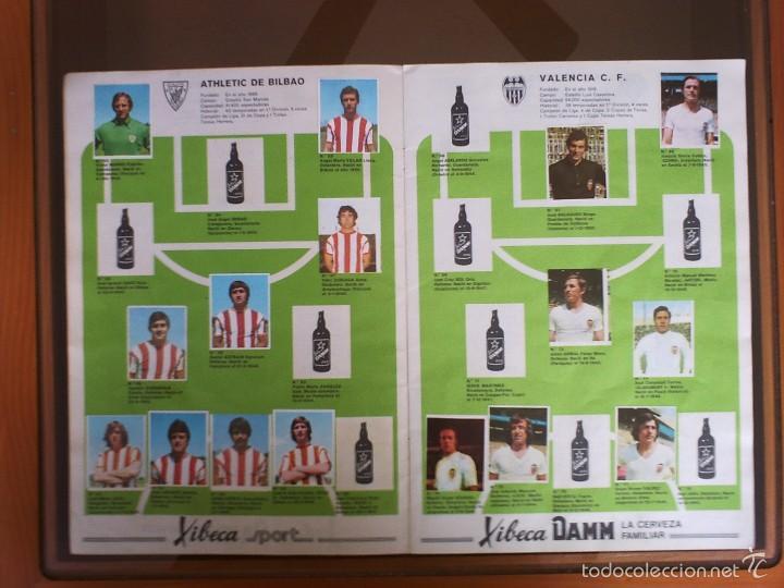 Coleccionismo deportivo: ALBUM XIBECA LIGA 73-74 Y MUNICH 74 - Foto 2 - 130824203