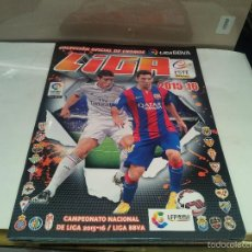 Coleccionismo deportivo: ALBUM CROMOS DE FUTBOL LIGA 2015-16 LIGA BBVA VER FOTOS. Lote 57309164