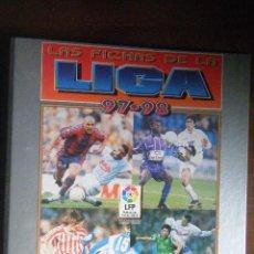 Coleccionismo deportivo: ALBUM ARCHIVADOR NUEVO MUNDICROMO 97 98 1997 1998 SIN HOJAS DE PLASTICO. Lote 132191902