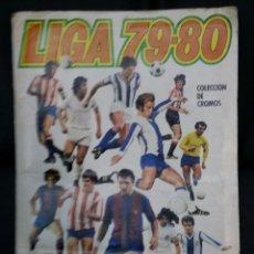 Coleccionismo deportivo: LIGA 79-80 ALBUM CROMOS COMPLETO FUTBOL ESTE (SIN ULTIMOS FICHAJES). Lote 57510491