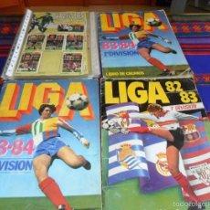 Coleccionismo deportivo: BUEN PRECIO. ESTE LIGA 1982 1983, 1983 1984 (2) 48 CROMOS SUELTOS Y 1990 1991.. Lote 57526754