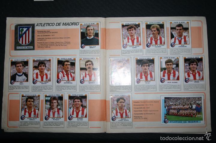 Coleccionismo deportivo: ÁLBUM FÚTBOL 88 PANINI A FALTA DE 5 CROMOS - Foto 3 - 57530512