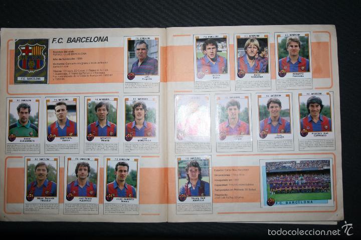 Coleccionismo deportivo: ÁLBUM FÚTBOL 88 PANINI A FALTA DE 5 CROMOS - Foto 4 - 57530512
