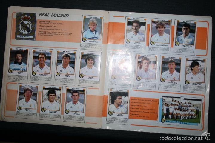 Coleccionismo deportivo: ÁLBUM FÚTBOL 88 PANINI A FALTA DE 5 CROMOS - Foto 6 - 57530512