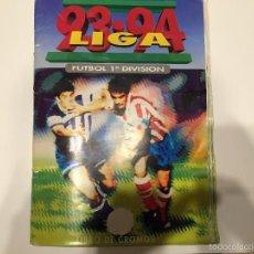 Coleccionismo deportivo: ALBUM DE CROMOS EDICIONES ESTE LIGA TEMPORADA 1993 1994 93 94 CON CROMOS DE CARTÓN. Lote 57794334