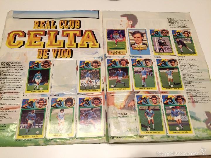 Coleccionismo deportivo: ALBUM DE CROMOS EDICIONES ESTE LIGA TEMPORADA 1993 1994 93 94 CON CROMOS DE CARTÓN - Foto 6 - 57794334