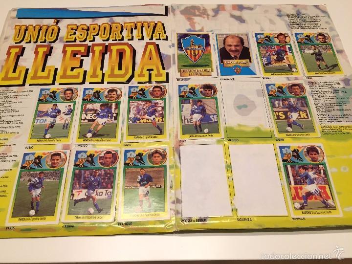 Coleccionismo deportivo: ALBUM DE CROMOS EDICIONES ESTE LIGA TEMPORADA 1993 1994 93 94 CON CROMOS DE CARTÓN - Foto 10 - 57794334