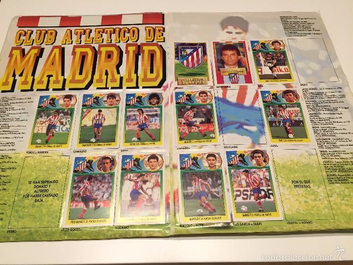 Coleccionismo deportivo: ALBUM DE CROMOS EDICIONES ESTE LIGA TEMPORADA 1993 1994 93 94 CON CROMOS DE CARTÓN - Foto 11 - 57794334
