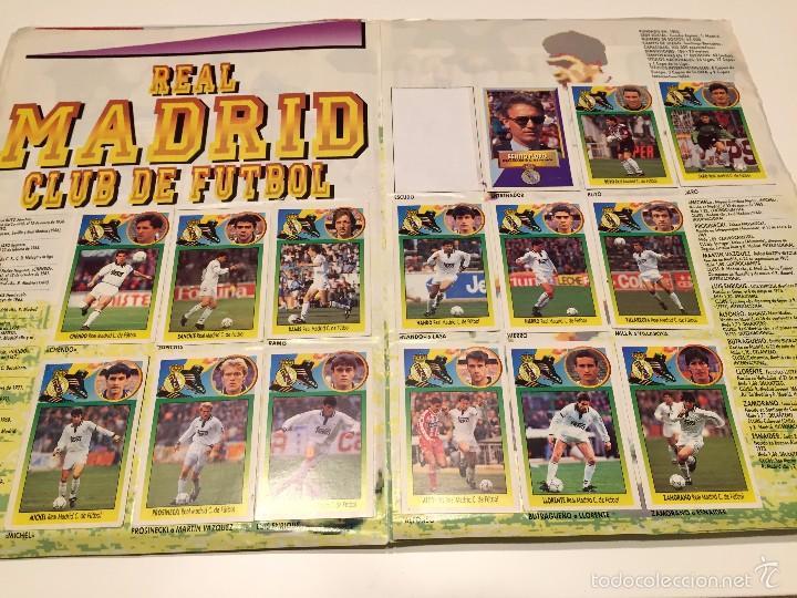 Coleccionismo deportivo: ALBUM DE CROMOS EDICIONES ESTE LIGA TEMPORADA 1993 1994 93 94 CON CROMOS DE CARTÓN - Foto 12 - 57794334