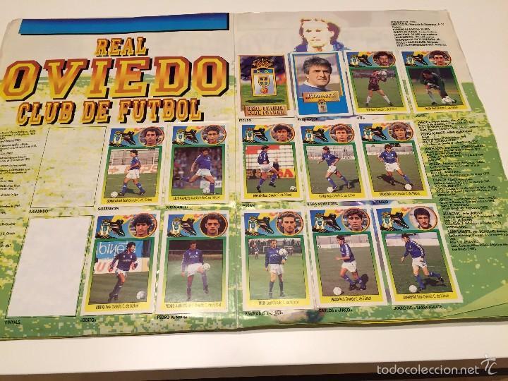 Coleccionismo deportivo: ALBUM DE CROMOS EDICIONES ESTE LIGA TEMPORADA 1993 1994 93 94 CON CROMOS DE CARTÓN - Foto 14 - 57794334