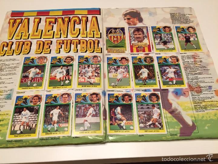 Coleccionismo deportivo: ALBUM DE CROMOS EDICIONES ESTE LIGA TEMPORADA 1993 1994 93 94 CON CROMOS DE CARTÓN - Foto 20 - 57794334