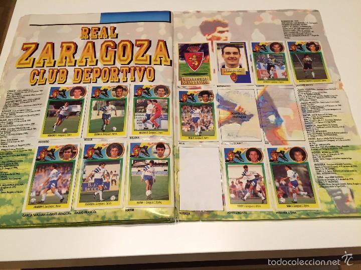 Coleccionismo deportivo: ALBUM DE CROMOS EDICIONES ESTE LIGA TEMPORADA 1993 1994 93 94 CON CROMOS DE CARTÓN - Foto 22 - 57794334