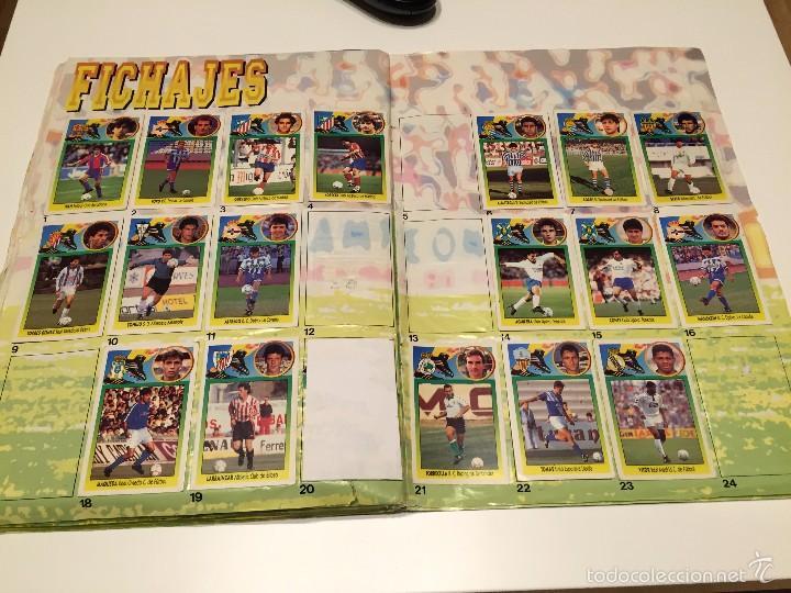 Coleccionismo deportivo: ALBUM DE CROMOS EDICIONES ESTE LIGA TEMPORADA 1993 1994 93 94 CON CROMOS DE CARTÓN - Foto 23 - 57794334