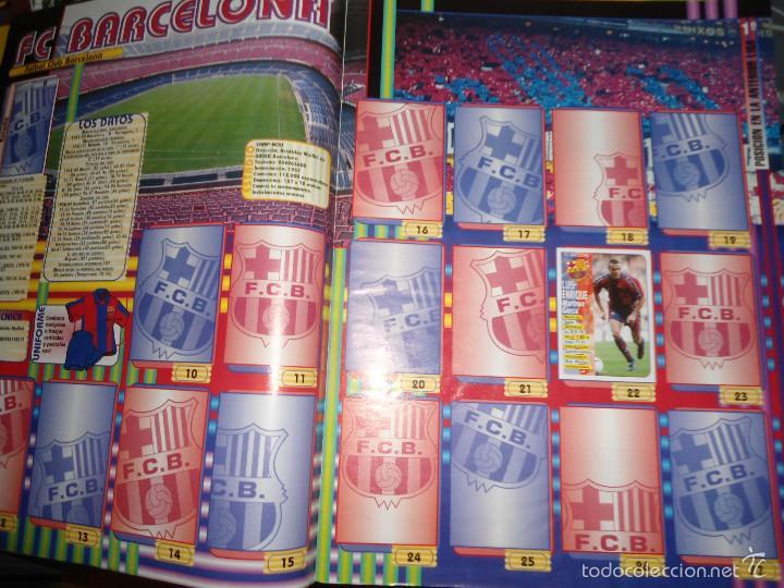 Coleccionismo deportivo: ALBUM CROMOS FUTBOL LIGA 98 99 - PANINI - Foto 4 - 57868360