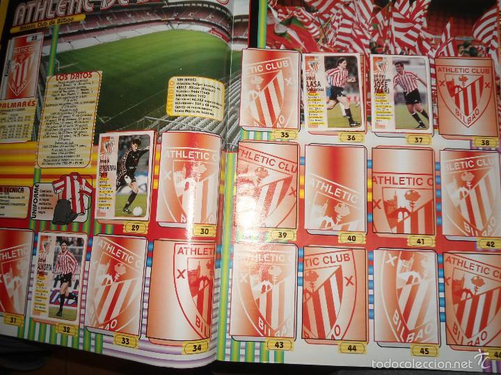 Coleccionismo deportivo: ALBUM CROMOS FUTBOL LIGA 98 99 - PANINI - Foto 5 - 57868360