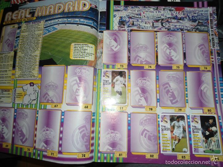 Coleccionismo deportivo: ALBUM CROMOS FUTBOL LIGA 98 99 - PANINI - Foto 7 - 57868360