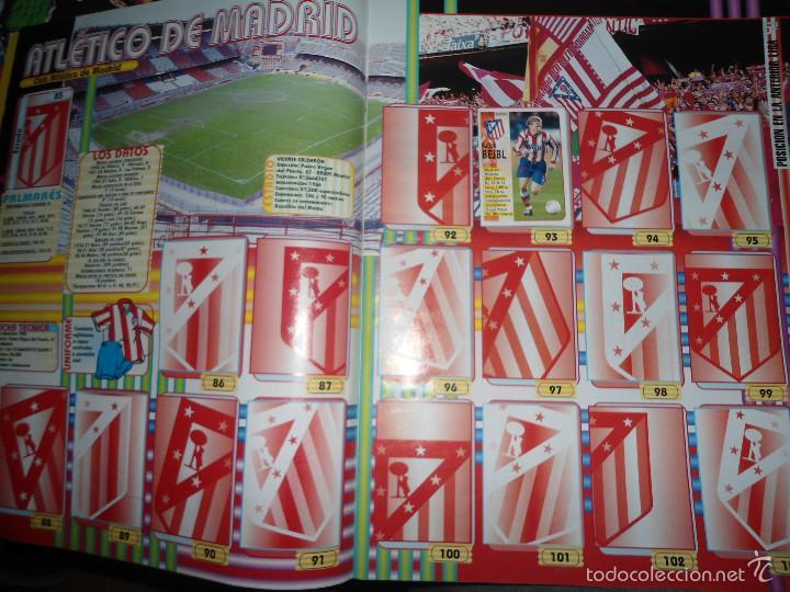 Coleccionismo deportivo: ALBUM CROMOS FUTBOL LIGA 98 99 - PANINI - Foto 8 - 57868360