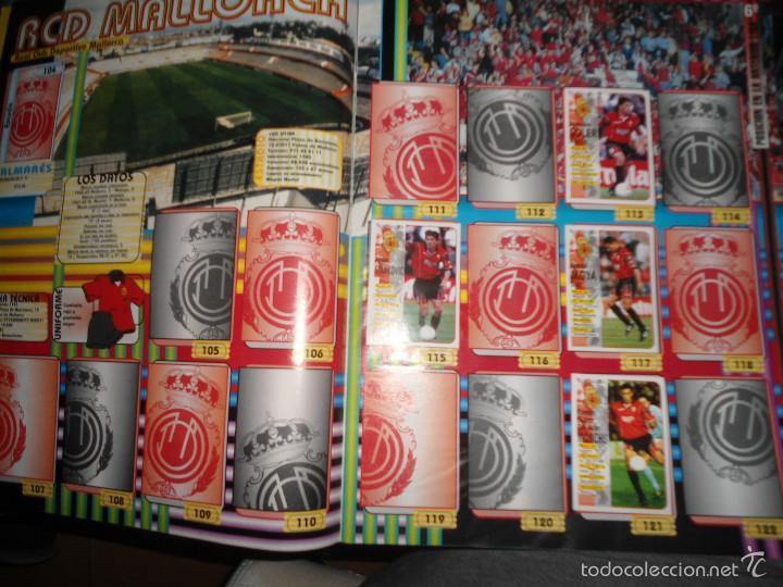 Coleccionismo deportivo: ALBUM CROMOS FUTBOL LIGA 98 99 - PANINI - Foto 9 - 57868360