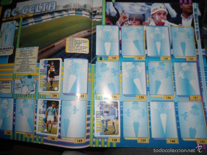 Coleccionismo deportivo: ALBUM CROMOS FUTBOL LIGA 98 99 - PANINI - Foto 10 - 57868360