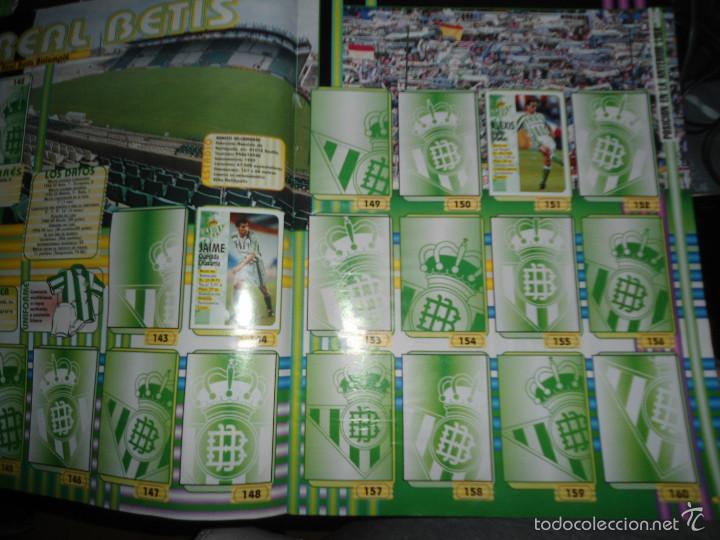 Coleccionismo deportivo: ALBUM CROMOS FUTBOL LIGA 98 99 - PANINI - Foto 11 - 57868360