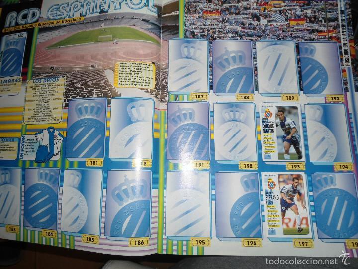 Coleccionismo deportivo: ALBUM CROMOS FUTBOL LIGA 98 99 - PANINI - Foto 13 - 57868360