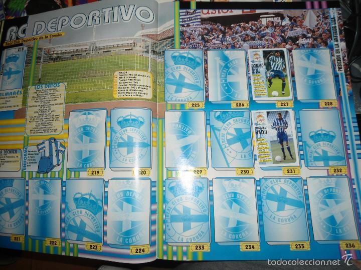 Coleccionismo deportivo: ALBUM CROMOS FUTBOL LIGA 98 99 - PANINI - Foto 16 - 57868360