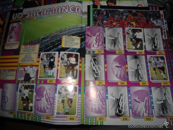 Coleccionismo deportivo: ALBUM CROMOS FUTBOL LIGA 98 99 - PANINI - Foto 18 - 57868360
