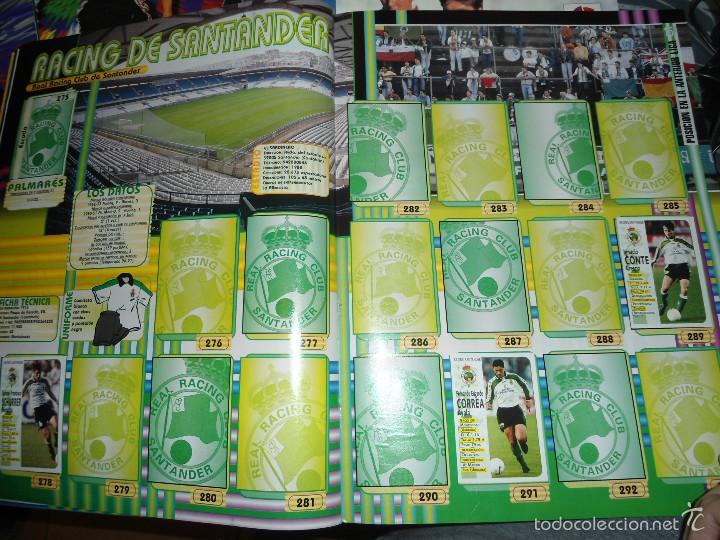 Coleccionismo deportivo: ALBUM CROMOS FUTBOL LIGA 98 99 - PANINI - Foto 19 - 57868360