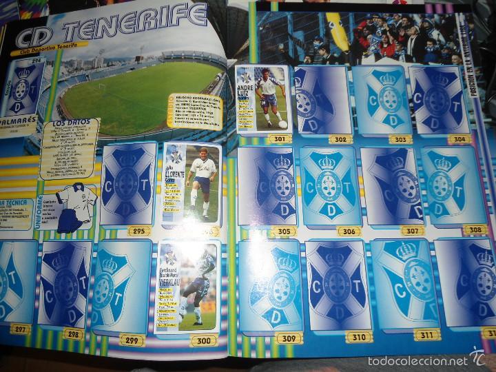 Coleccionismo deportivo: ALBUM CROMOS FUTBOL LIGA 98 99 - PANINI - Foto 20 - 57868360