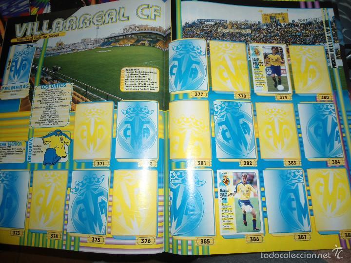 Coleccionismo deportivo: ALBUM CROMOS FUTBOL LIGA 98 99 - PANINI - Foto 24 - 57868360
