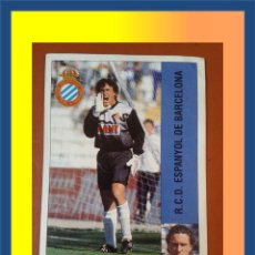 Coleccionismo deportivo: TONI. ESPAÑOL. LIGA 95/96. PANINI. SIN PEGAR. Lote 58018029