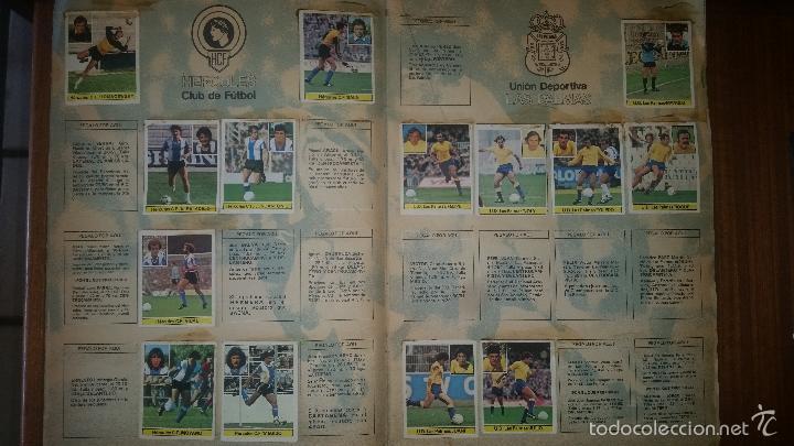 Coleccionismo deportivo: ALBUM LIGA 81 - 82, ESTE, INCOMPLETO CON 167 CROMOS - Foto 11 - 58106364