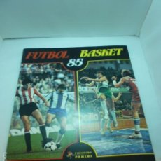 Coleccionismo deportivo: ALBUM DE CROMOS EN PLANCHA (SOLO 1 CROMO) FUTBOL BASKET 85. PANINI.. Lote 58116369