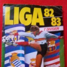 Coleccionismo deportivo: ÁLBUM LIGA 82 83. Lote 58205945