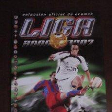 Coleccionismo deportivo: LIGA ESTE 2006 2007 06 07 ALBUM VACIO NUEVO PANINI. Lote 58272374