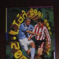 Coleccionismo deportivo: LIGA ESTE 2001 2002 01 02 ALBUM VACIO NUEVO PANINI. Lote 58272491