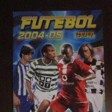 Coleccionismo deportivo: FUTEBOL 2004 05 2004 2005 EN PORTUGUES ALBUM VACIO NUEVO PANINI. Lote 58284035