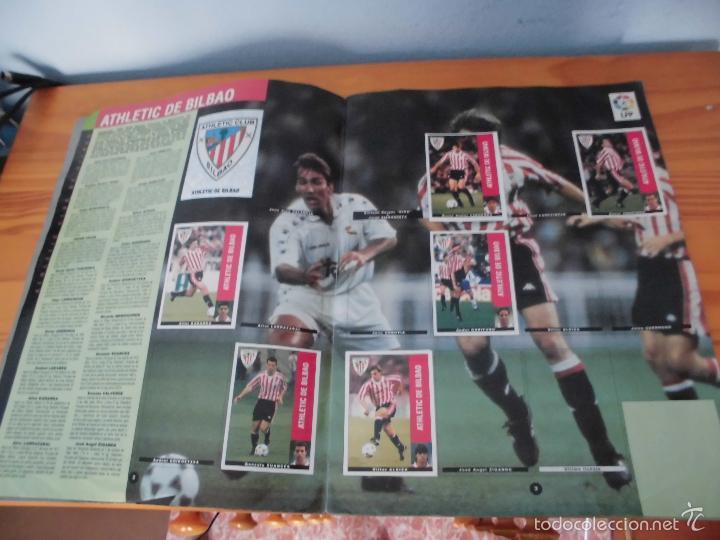 Coleccionismo deportivo: ALBUM PANINI LIGA 95 96 FUTBOL CROMOS 1995 1996 - ALBUM INCOMPLETO - Foto 3 - 58332416