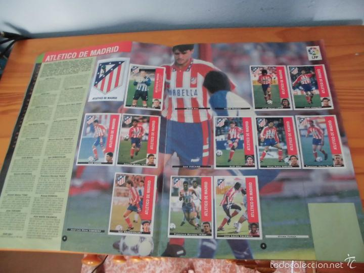 Coleccionismo deportivo: ALBUM PANINI LIGA 95 96 FUTBOL CROMOS 1995 1996 - ALBUM INCOMPLETO - Foto 4 - 58332416