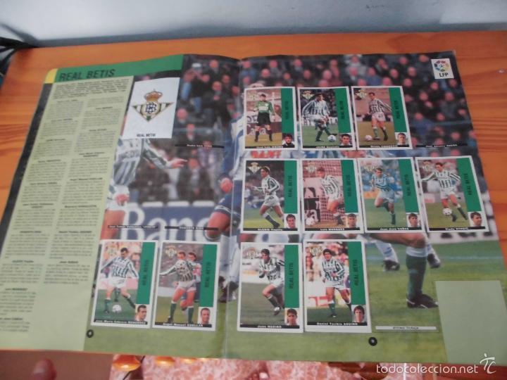 Coleccionismo deportivo: ALBUM PANINI LIGA 95 96 FUTBOL CROMOS 1995 1996 - ALBUM INCOMPLETO - Foto 6 - 58332416