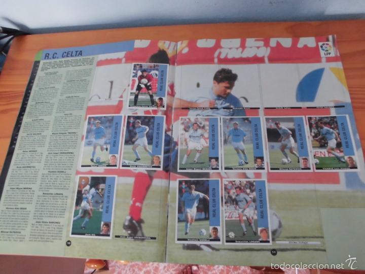 Coleccionismo deportivo: ALBUM PANINI LIGA 95 96 FUTBOL CROMOS 1995 1996 - ALBUM INCOMPLETO - Foto 7 - 58332416