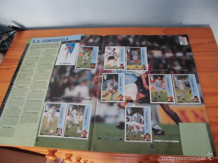 Coleccionismo deportivo: ALBUM PANINI LIGA 95 96 FUTBOL CROMOS 1995 1996 - ALBUM INCOMPLETO - Foto 8 - 58332416