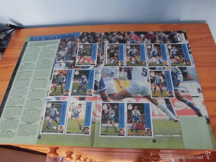 Coleccionismo deportivo: ALBUM PANINI LIGA 95 96 FUTBOL CROMOS 1995 1996 - ALBUM INCOMPLETO - Foto 9 - 58332416